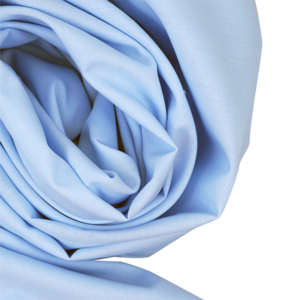 glacier blue imperial batiste fabric product photo